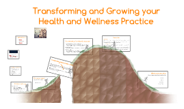Transforming and Growing your Health and Wellness Practice