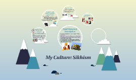 My Culture: Sikhism