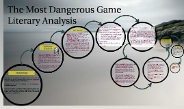 literary analysis of the most dangerous game