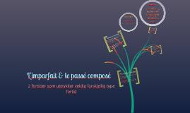 Copy of L'imparfait & le passé composé