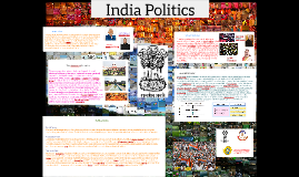 Copy of Politics in India take place within the framework of its con