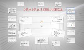 NR 9 & NR 15 e seus anexos