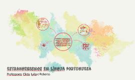 estrangeirismos em Língua portuguesa