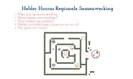 Copy of Helder Hoorns regionale samenwerking