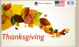 Thanksgiving English