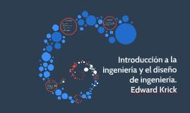 Copy of Introducción a la ingeniería y el diseño de ingeniería.