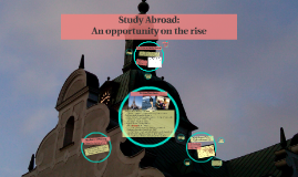 Study Abroad: a value added experience