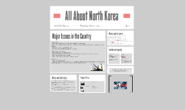 All About North Korea