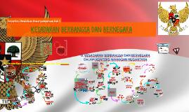 Copy of KESADARAN BERBANGSA DAN BERNEGARA