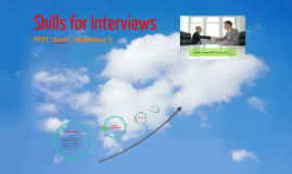 Copy of Copy of IN2015 Professional Development in IT: Semester 1, Workshop 5: Skills for Interviews