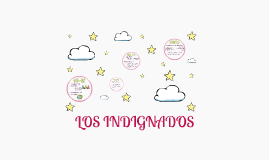 Copy of los Indignados