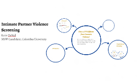 Domestic Violence Screening & Interventions