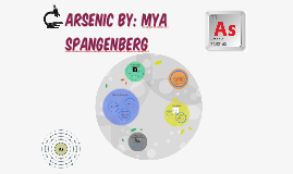 Arsenic By: Mya Spangenberg