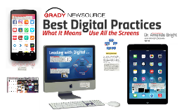 Best Practices for Digital at Grady Newsource
