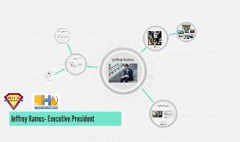 Jeffrey Ramos- Executive President