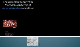 Albanian Minority