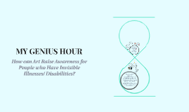 MY GENIUS HOUR