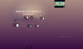 Copy of TIPOS DE CONEXIONES A INTERNET