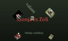 Szonja és Zoli