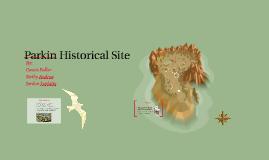 Parkin Historic Site