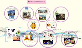 Mon Voyage a Disneyworld