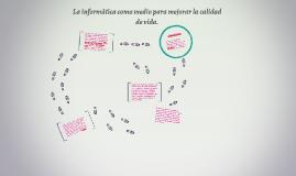 Copy of Copy of La informática como medio para mejorar la calidad de vida.