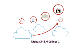 Digitaal M&M College 2