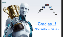Williams Briceño - Nuevos Horizontes para la Gestión del Talento Humano