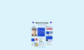 Copy of Western Europe