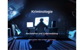 Nachstellen und Cybermobbing
