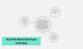 The Civil War Material Culture Project