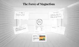 The Force of Magnetism