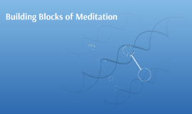 Building Blocks of Meditation