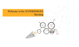 Copy of Welcome to the SUPERHEROES Meeting