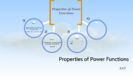Properties of Power Functions