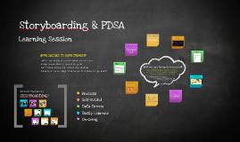 Storyboarding & PDSA