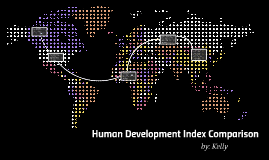 Human Development Index Comparison
