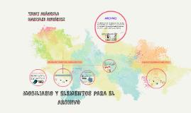 ELEMENTOS PARA EL ARCHIVO