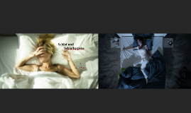 Schlaf und Schlafhygiene