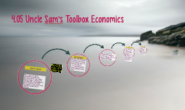 4.05 Uncle Sam's Toolbox