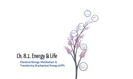 Ch.8.1. Energy & Life_RD_Fall 2017