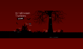 Halloween Traditions Explained