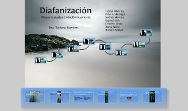 Diafanización de piezas endodónticamente tratadas