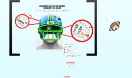 Engineering and Free-Body Diagram Assignment: NFL Helmet