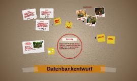 Copy of Datenbankentwurf