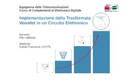 Presentazione Complementi di Elettronica Digitale