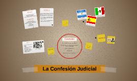 La Confesión Judicial