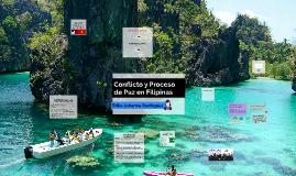 Conflicto y Proceso de Paz Filipinas