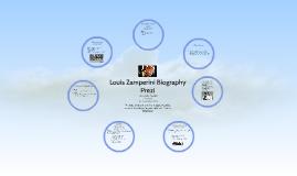 Louis Zamperini Biography Prezi
