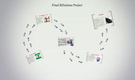 Final Milestone Project